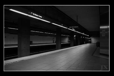 7th St Metro Center by UrbanShots