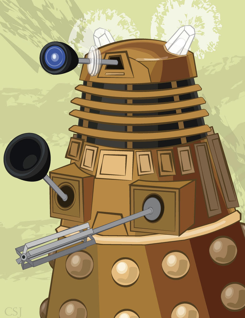 DALEKS ARE SUPERIOR by DrummerGirl375