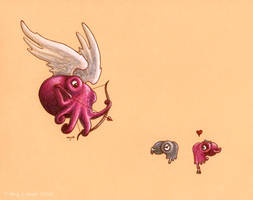 Cupid by MegLyman