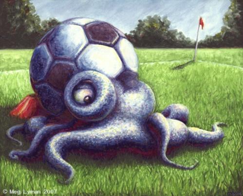 Socctopus by MegLyman