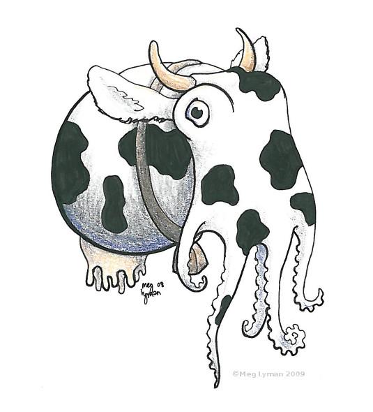 Cowthulhu by MegLyman