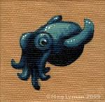 Little Blue Cuttlefish