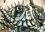 Full Metal Octopus