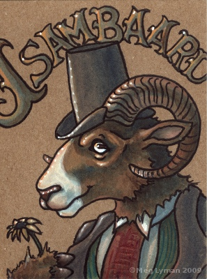 Badge: Isambaard by MegLyman