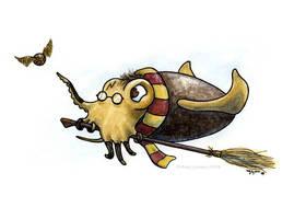 Squidditch by MegLyman