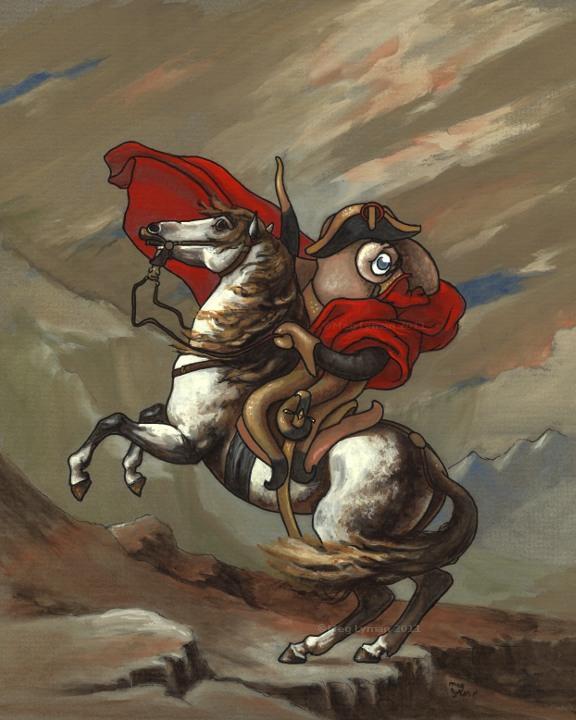 Napoleon by MegLyman