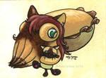 Commission: Lilikitty Cuttlefish