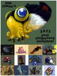 2013 Cute Cephalopod Calendar