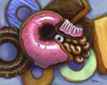 Donut by MegLyman