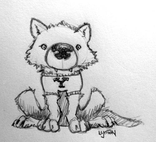 Werewolf by MegLyman