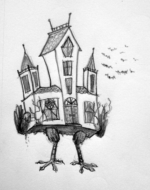 Haunted House by MegLyman