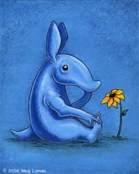 Bluevark by MegLyman