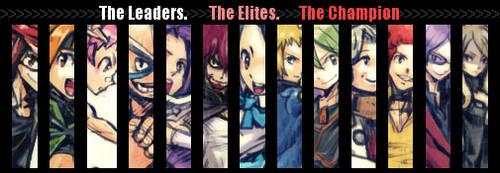 Leaders. Elites. Champion. 4 by R-a-g-n-a-r-o-k