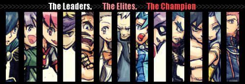 Leaders. Elites. Champion. 2 by R-a-g-n-a-r-o-k