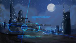 Main Battle Tank by KajiTetsushi