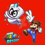 (FanArt) Super Mario Odyssey 1Year Aniversary