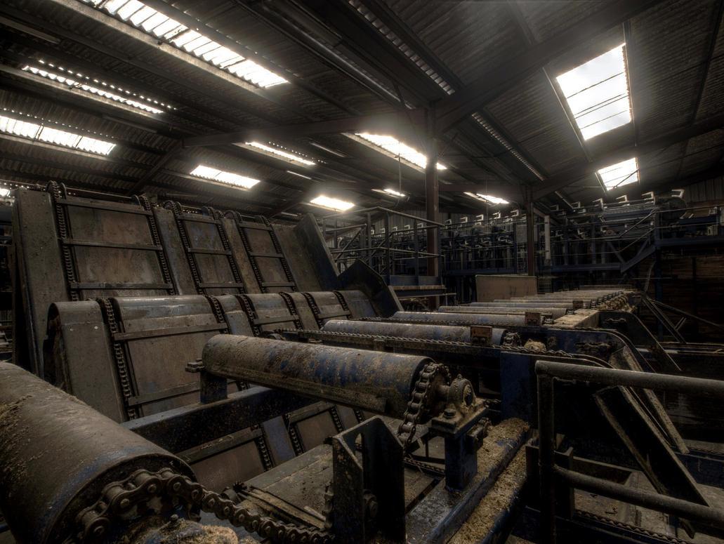 Sawmill 2 by fibreciment