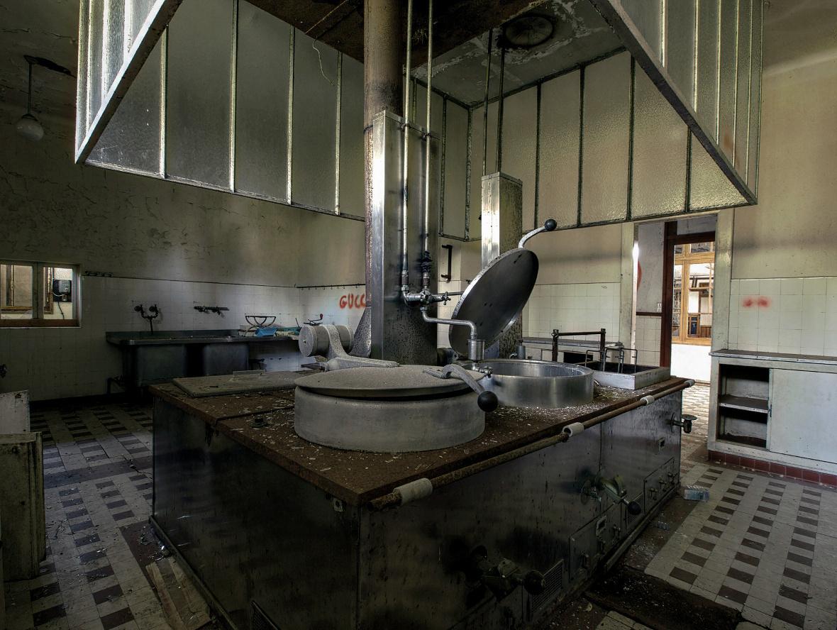 Sanatorium by fibreciment
