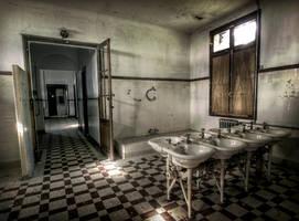 Along The Corridor by fibreciment