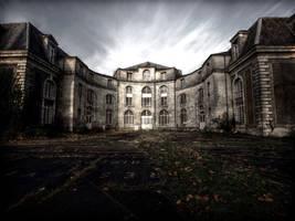 Hospital Lost 14 by fibreciment