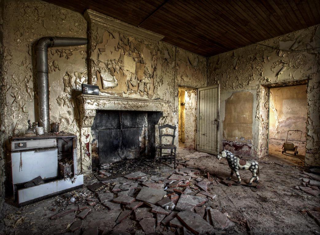 Fireplace by fibreciment