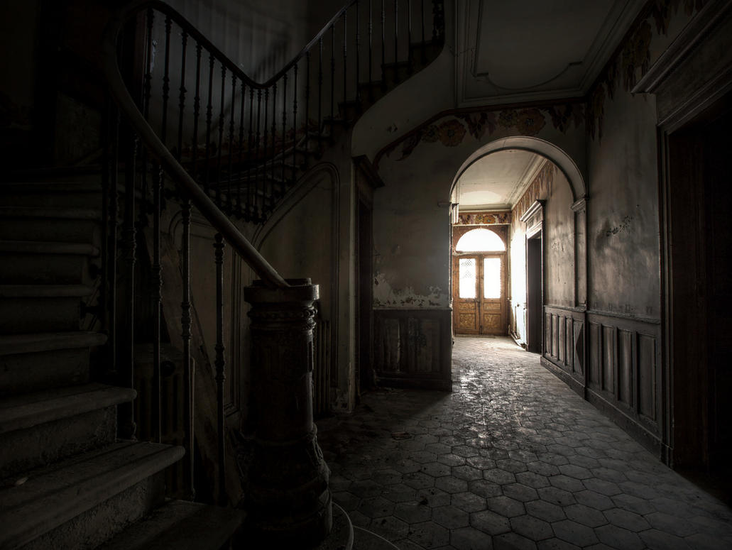 House by fibreciment