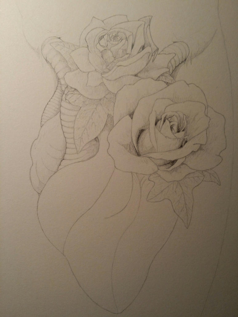 Tattoo WIP 1 by Lordmarshal