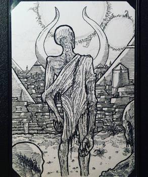 Zombie Token (Amonkhet)