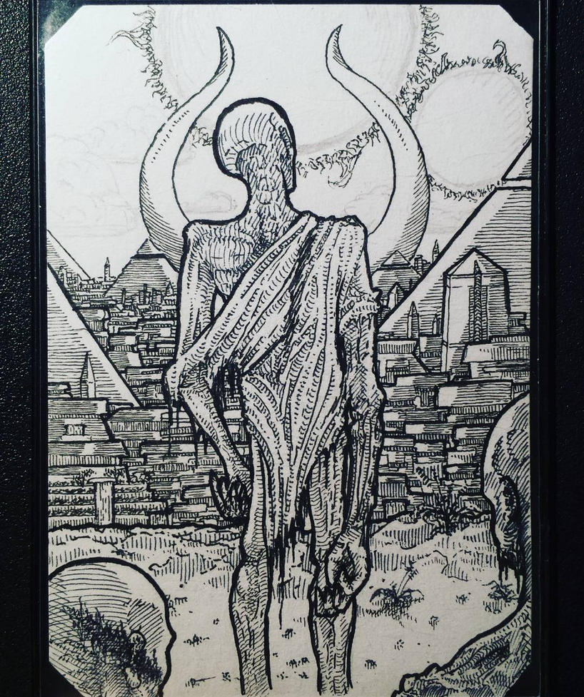 Zombie Token (Amonkhet) by Lordmarshal