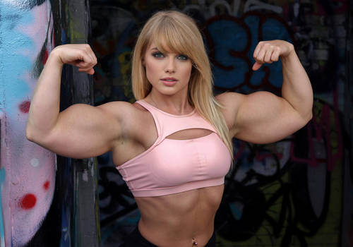 Totally Muscled Up Taylor