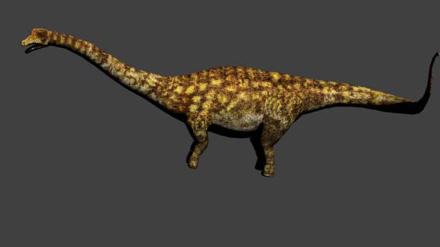 Borealosaurus Render
