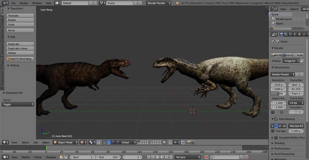 Draco's Dinosaur De Extinction - Page 15 - Zoo Tycoon Animalia