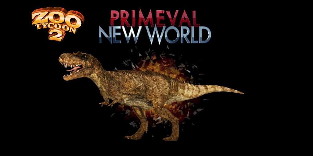 Primeval New World Albertosaurus Primeval New Wo...