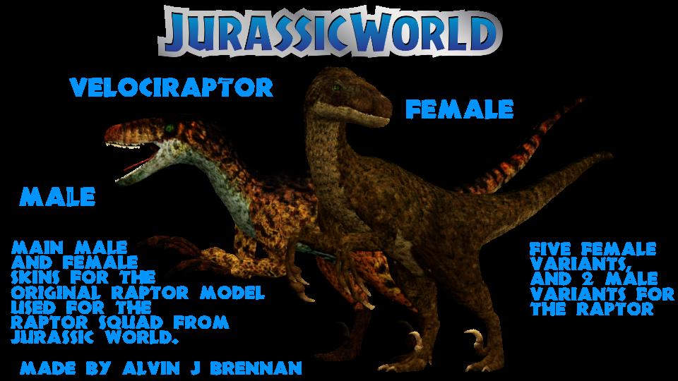 Velociraptor Nublarensis Jurassic World by GorgonGorgosaurus