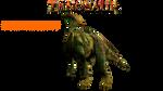 Parasaurolophus Disney's Dinosaur