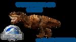 Tyrannosaurus Remake Jurassic World