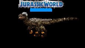 Indoraptor Jurassic World by GorgonGorgosaurus