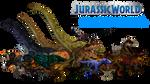 Jurassic World Mega Pack