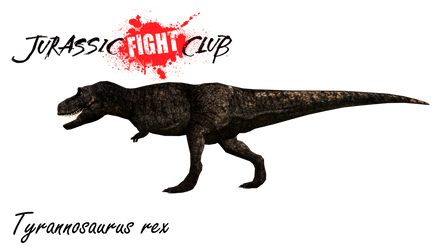 Tyrannosaurus Jurassic Fight Club