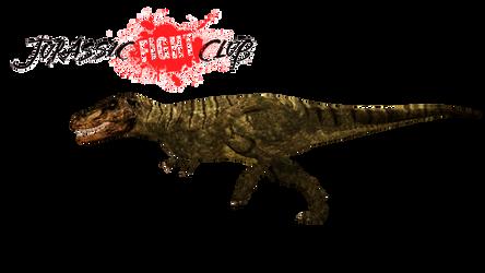 Nanotyrannus Jurassic Fight Club