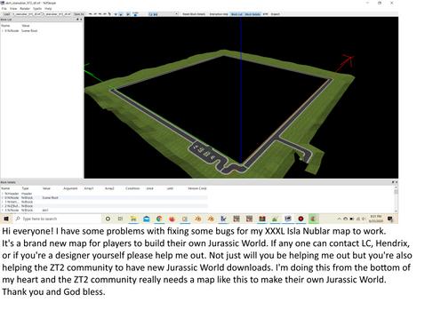 ZT2 Jurassic Designs Needs Your Help.