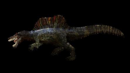 Prehistoric Planet Spinosaurus Remake