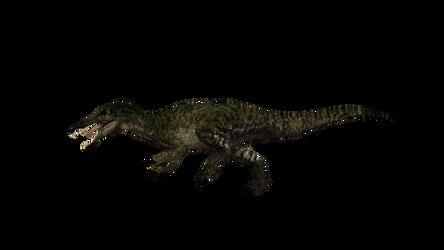 Prehistoric Planet Baryonyx Remake
