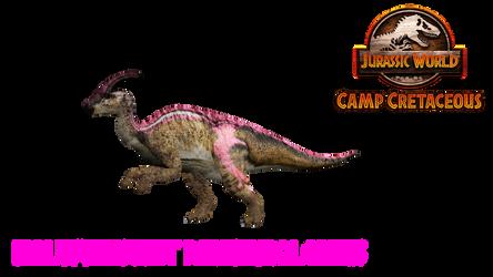 Bioluminescent Parasaurolophus Camp Cretaceous