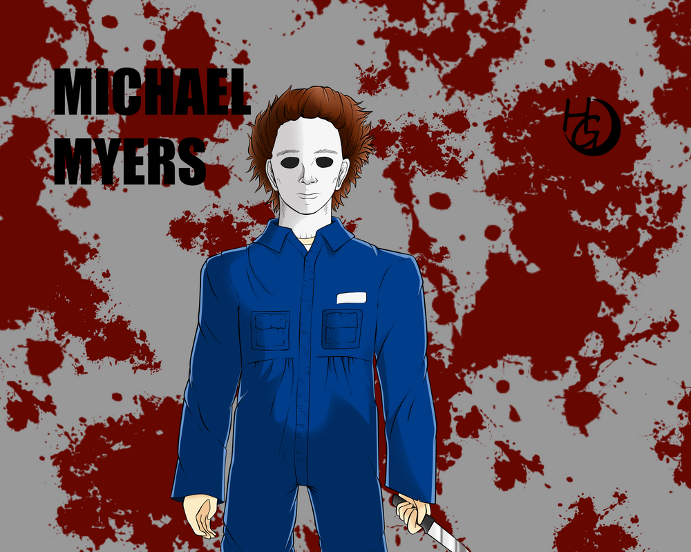 Michael Myers by Tsukigami-Moon