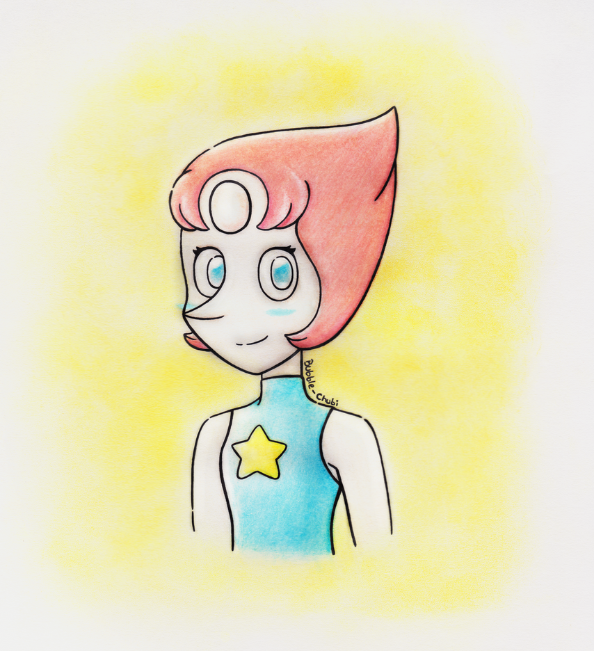 Pearl :3 by Bubble-Chubi