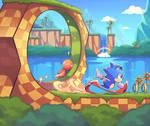 Sonic - Green Hills