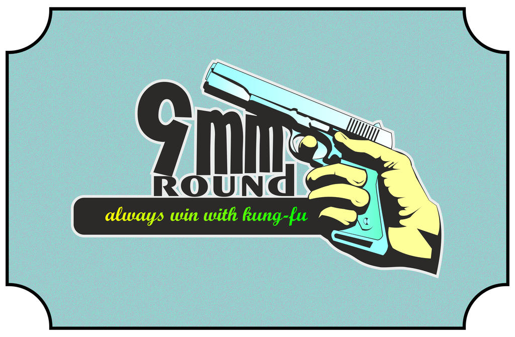 9mm round by bbartek79