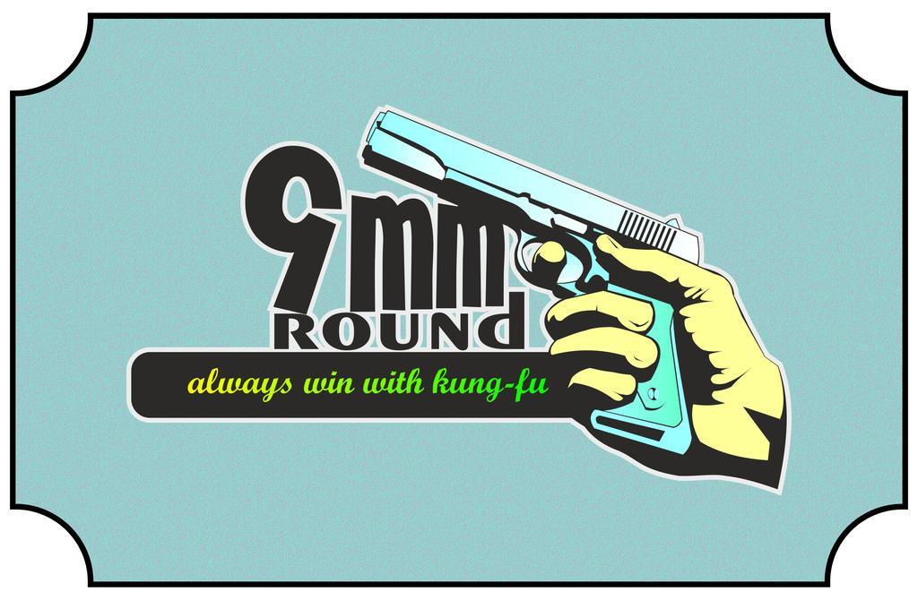 9mm round by bbartek79