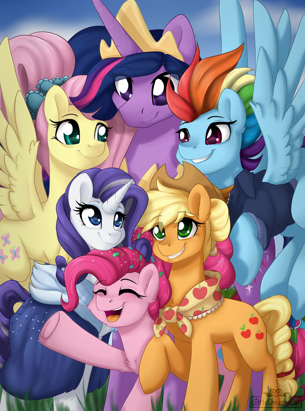 [MLP] Friendship is Magic